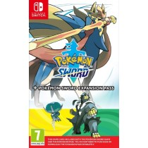 Pokemon Sword + Expansion Pass [NSW]