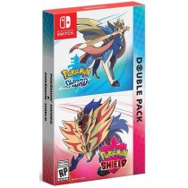 Pokemon Sword and Pokemon Shield Dual [NSW]
