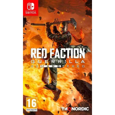 Red Faction Guerilla Re-Mars-tered [NSW, русская версия]