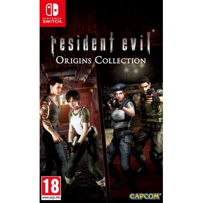 Resident Evil Origins Collection [NSW, английская версия]