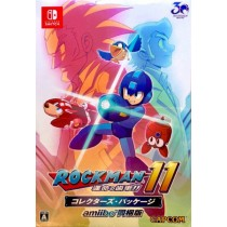 Rockman 11 (Megaman 11) - Collectors Edition [NSW]