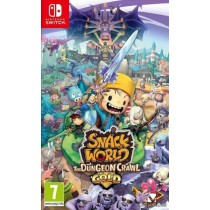 Snack World The Dungeon Crawl - Gold [NSW]