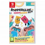 Snipperclips Plus - Cut it out, Together [NSW]