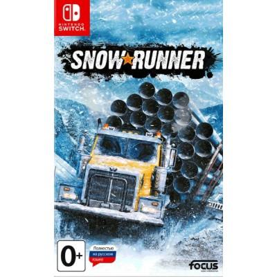 SnowRunner [NSW, русская версия]