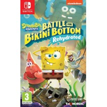 SpongeBob SquarePants Battle For Bikini Bottom – Rehydrated [NSW]