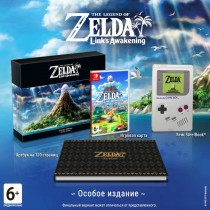 The Legend of Zelda Links Awakening - Ограниченное издание [NSW]