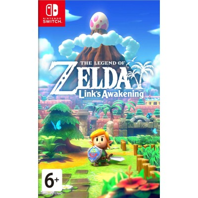 The Legend of Zelda Links Awakening [NSW, русская версия]