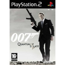 007 Quantum of Solace [PS2]