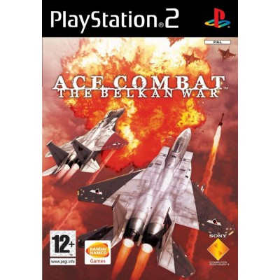 Ace Combat The Belkan War [PS2, русская версия]