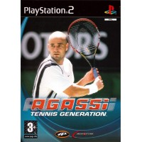Agassi Tennis Generation [PS2]