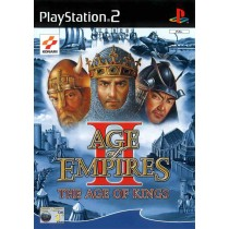 Age of Empires 2 - The Age Of Kings [PS2]