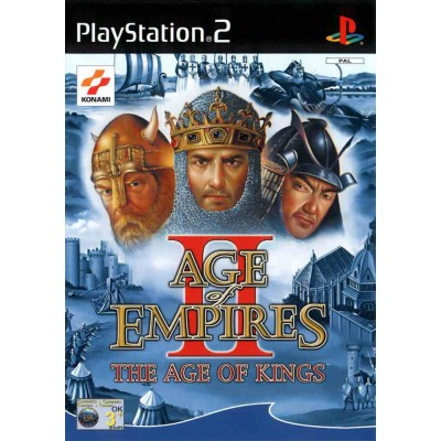 Age of Empires 2 - The Age Of Kings [PS2, английская версия]