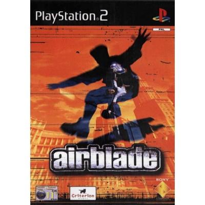AirBlade [PS2, английская версия]