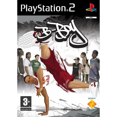 B-Boy [PS2, английская версия]