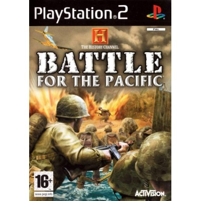 Battle For The Pacific [PS2, английская версия]