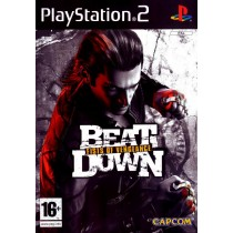 Beat Down - Fists of Vengeance [PS2]