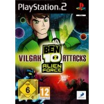 Ben 10 Alien Force Vilgax Attacks [PS2]