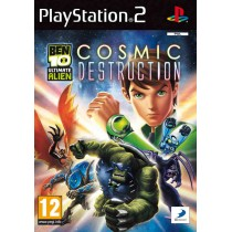Ben 10 Ultimate Alien Cosmic Destruction [PS2]