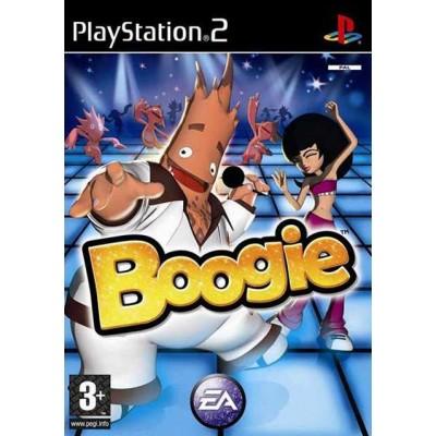 Boogie [PS2, английская версия]