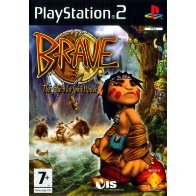 Brave The Search for Spirit Dancer [PS2, английская версия]
