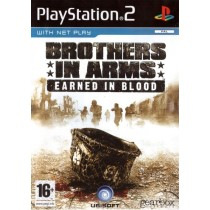 Brothers in Arms Earned in Blood [PS2]