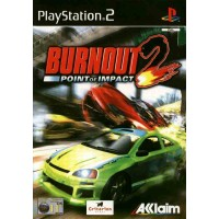 Burnout 2 Point of Impact [PS2]