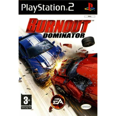 Burnout Dominator [PS2, русская версия]