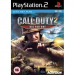 Call of Duty 2 Big Red One [PS2]