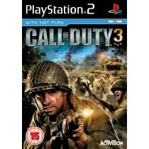 Call of Duty 3 [PS2]