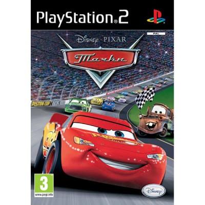 Тачки (Cars) [PS2, английская версия]