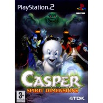 Casper Spirit Dimensions [PS2]