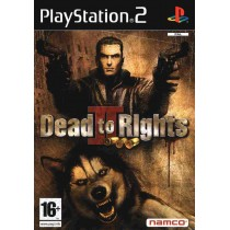 Dead to Rights 2 [PS2]