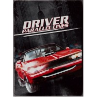 Driver Parallel Lines Steelbook [PS2]