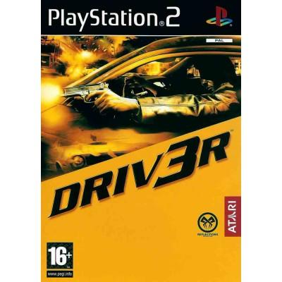 DRIV3R [PS2, английская версия]