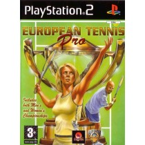 European Tennis Pro [PS2]