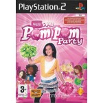 EyeToy Play PomPom Party (игра и камера) [PS2]