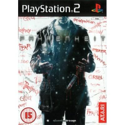 Fahrenheit [PS2, английская версия]