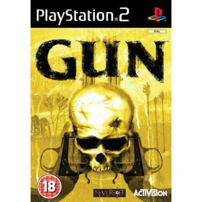 GUN [PS2, английская версия]
