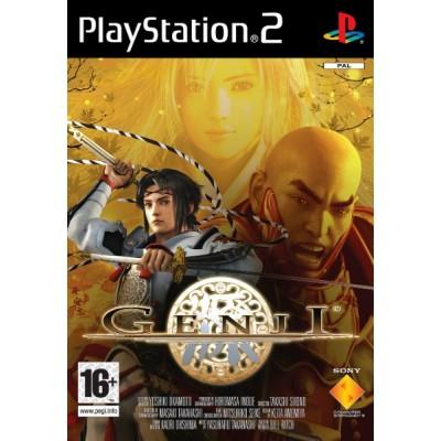 Genji [PS2, английская версия]