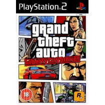 Grand Theft Auto (GTA) - Liberty City Stories [PS2]