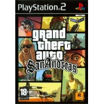 Grand Theft Auto (GTA) - San Andreas [PS2]