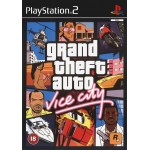 Grand Theft Auto (GTA) - Vice City [PS2]