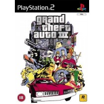 Grand Theft Auto III (GTA 3) [PS2]