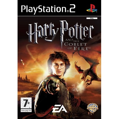 Harry Potter and the Goblet Fire [PS2, английская версия]
