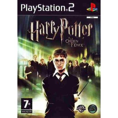 Harry Potter and the Order of the Phoenix [PS2, английская версия]