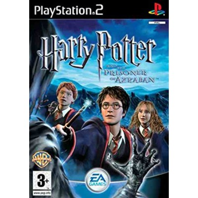 Harry Potter and the Prisoner of Azkaban [PS2, английская версия]