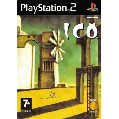 ICO [PS2, английская версия]