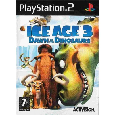 Ice Age 3 Dawn of the Dinosaurs [PS2, английская версия]