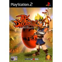Jak and Daxter - the Precursor Legacy [PS2]