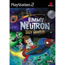 Jimmy Neutron Boy Genius [PS2]